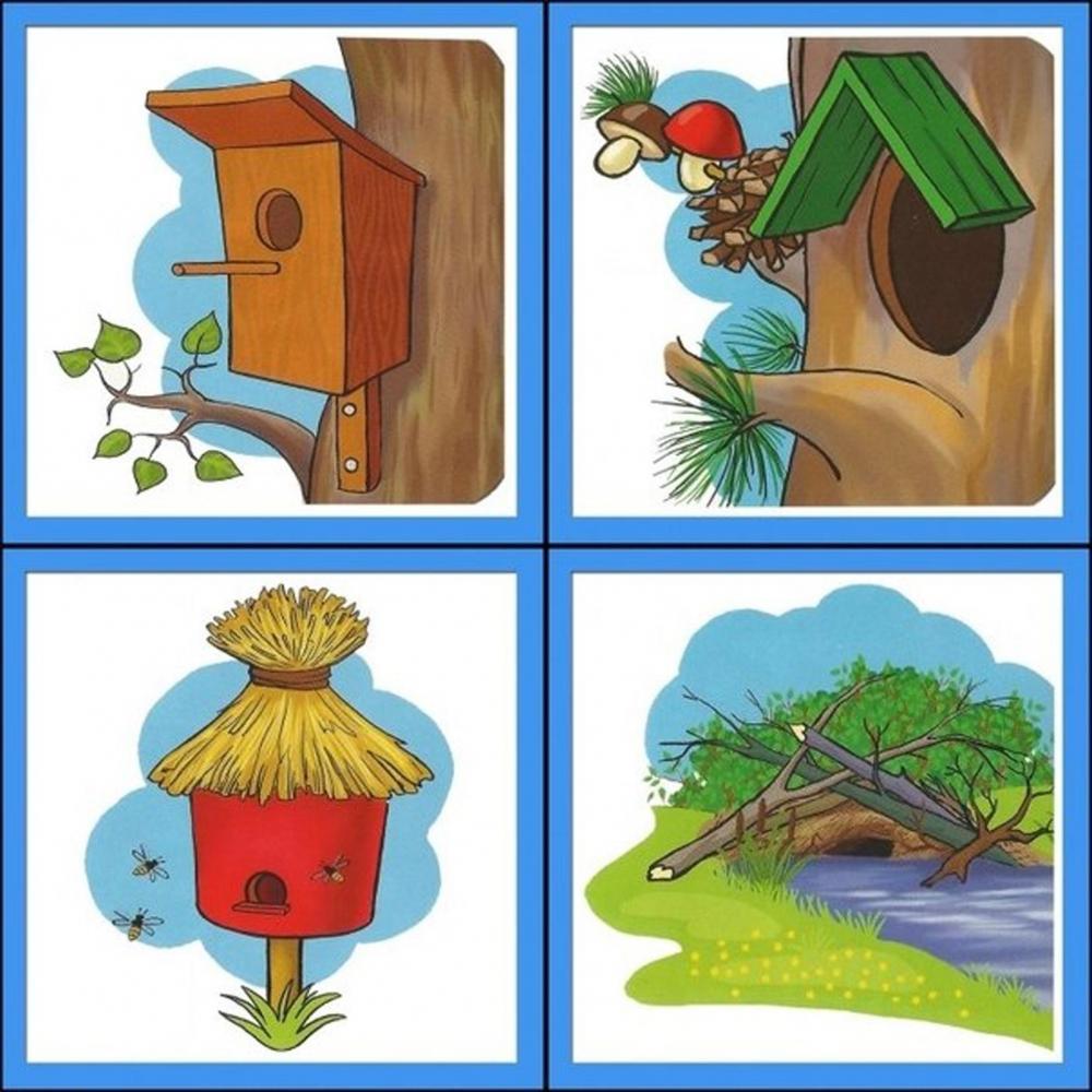 отзывы пациентов картинки для дидактической игре где чей домик превосходная